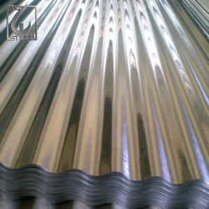 0.4mm Zinc Coated Corrugated Steel Sheet for Roofing pictures & photos