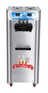 Floor Model Soft Ice Cream Machine/Large Production R3145A