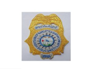 Embroidery Woven Badges, Custom Patch Manufacturers (GZHY-KA-089) pictures & photos