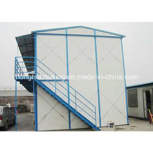 Prefabricated House Building for Labor Camp pictures & photos