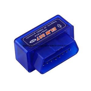 Mini Elm 327 Bluetooth Diagnostic Car Auto Scanner pictures & photos