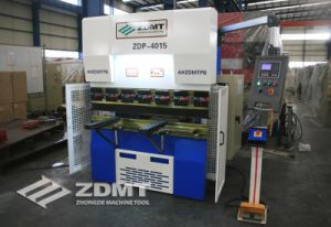 Wc67k Series Hydraulic Pressbrake Machine pictures & photos