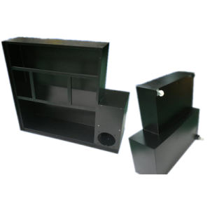 Precision Sheet Metal Fabrication with Good Price (LFCR0341) pictures & photos