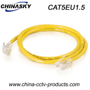 UTP Cat5e Ethernet Cable with 4 Pairs CCA Conductor (CAT5EU1.5) pictures & photos