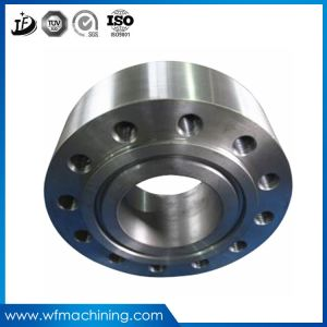 CNC Machining Auto Part with Black Oxide 5 Axis Aluminum Turning-Milling Combined CNC Machining Center Service pictures & photos