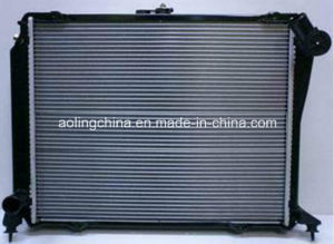 Car Auto Cooling Aluminum/Plastic Radiator for Toyota (16400-5B740) pictures & photos