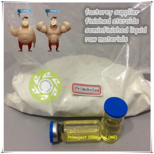 Fat Loss Steroid Raw Powder Methenolone Enanthate Primobolan (Depot) pictures & photos