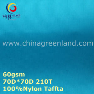 Waterproof Nylon Taffeta Fabric for Harmmock Lining Garment (GLLML267) pictures & photos
