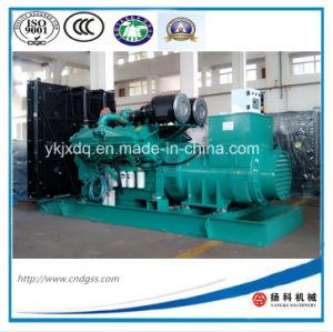 Cummins Open Type Generator 880kw/1100kVA (KTA38-G5) pictures & photos