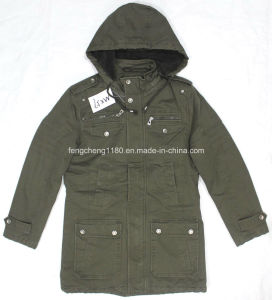 Man Winter 100% Cotton Washing Casual Jacket/Coat