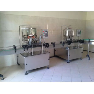 Factory Best Price Automatic Gas Water Bottling Machine pictures & photos