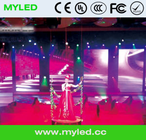 High Quality Indoor P4 LED Display Manufacturing pictures & photos