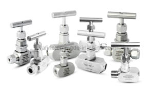 Stainless Steel Welding Forged Body General Needle Valve pictures & photos