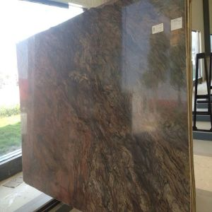 Polished Natural Slab Brazil Quartzite Slabs Quartz Stone pictures & photos