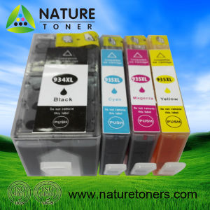 Compatible Ink Cartridge for HP 934xl Bk/HP935xl C/M/Y pictures & photos