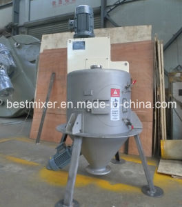 Vacuum Working Vertical Ribbon Mixer pictures & photos