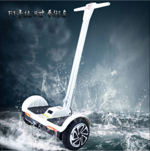 2016 Newest Et-Scooter with Handle Bar 2 Wheels 8 Inch Self Balancing Electric Hoverboard Perfect for Outdoor Sport F1