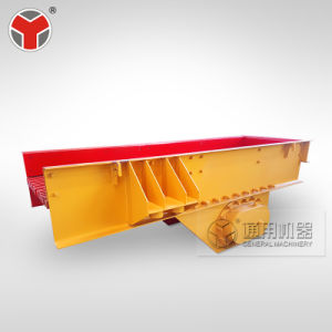 New Cement Vibrating Screen Linear Vibration Sieve Machine Made in China pictures & photos
