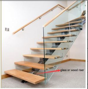 Chinese Hig Quality Customized Staircase Home Stairs pictures & photos