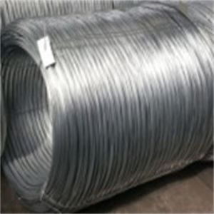 Cable Zinc-Coated Steel Wire Rope pictures & photos