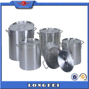 2015 Best Selling Items Large Aluminum Cooking Pot pictures & photos