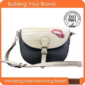 Wholesale Women PU Shoulder Cross Body Bags pictures & photos