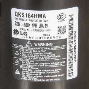 R22 220V 50Hz 9000BTU 1HP LG A/C QKS164HMA Rotary Compressor pictures & photos