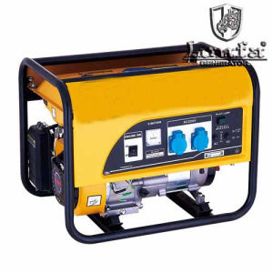 2kw 100% Copper Home Use Gasoline Generator Set in Egypt pictures & photos
