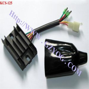 High Quality Motorcycle Regulator for Kcs-125 pictures & photos