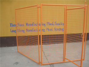 Heavy Duty Wire Mesh Dog Cage pictures & photos