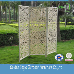 Chinese Style Outdoor/Indoor Rattan Folding screen pictures & photos