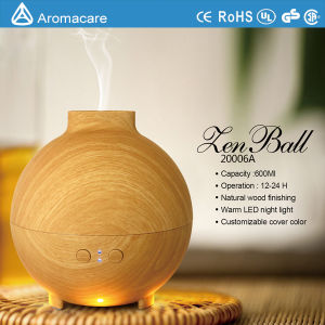 Electric Natural Essential Oil Aroma Diffusers Ultrasonic (20006A) pictures & photos
