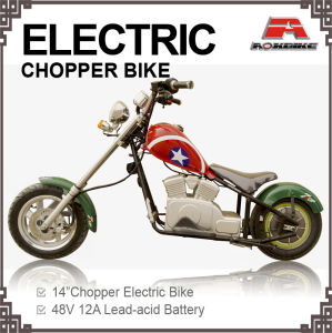14 Inch Motor Electric Chopper Bicycle (AOS-1414S) pictures & photos
