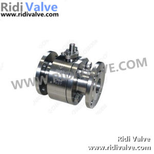 API 6D 2-PC Forged Steel Floating Ball Valve