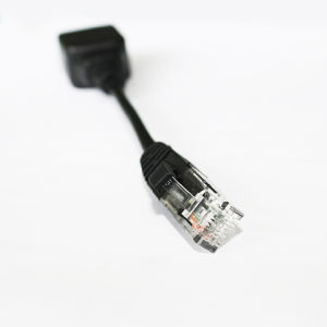 50m Passive Poe Splitter and Injector Cable Set Without Power Adapter pictures & photos
