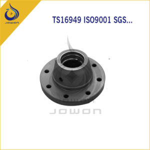 CNC Machining Truck Spare Part Wheel Hub pictures & photos
