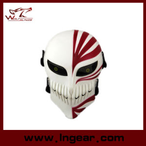Japan Comic Horrible Skull Mask Scream Mask Plastic Skull Mask pictures & photos