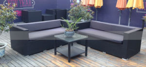 Mtc-103 Outdoor Rattan Sofa Garden Set pictures & photos