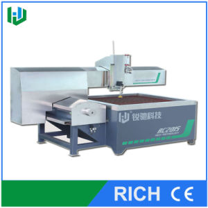 Good Price Ultra-High Pressure Metal Waterjet Cutting Machine pictures & photos