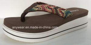 Ladies Women Flip Flop Fashion EVA Slippers (516-4861) pictures & photos