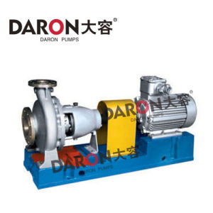 Za Series Horizontal Petrochemical Process Centrifugal Pump