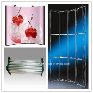 2014 Spring Pop up Advertising Display Stand (DW-PU 3*3/2*3/4*3/8*3) pictures & photos
