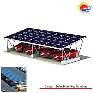 More Competence Price Carport Solar Mounting Rack (GD34) pictures & photos