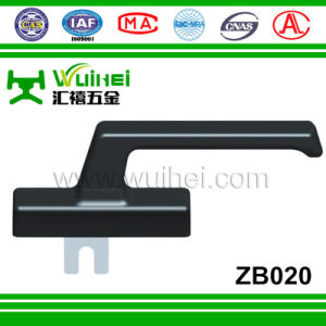 Aluminium Alloy Layer with Zinc Alloy Base Die Casting Handle for Window (ZB020) pictures & photos
