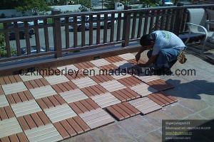 Outdoor Garden WPC Tiles pictures & photos