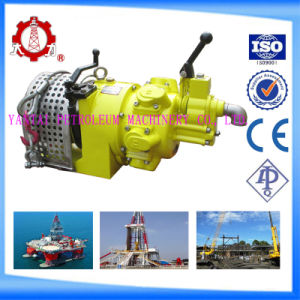 1 Ton (2000Lbs) Small Remote Control Pneumatic Winch/Air Tugger Winch/Air Hoist/Air Winch pictures & photos