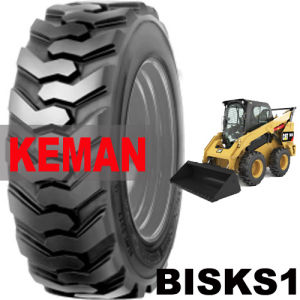 Backhoe Tyre Bisks1 15-19.5 (385/65D19.5) 14-17.5 (355/70D17.5) pictures & photos