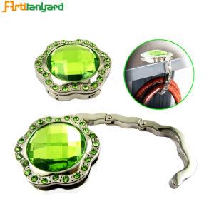 Customer Design Foldable Metal Purse Hanger pictures & photos