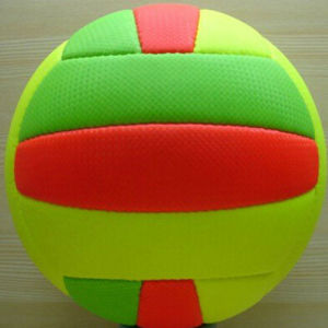 Volley Ball, Fabric Surface and PVC Inner pictures & photos