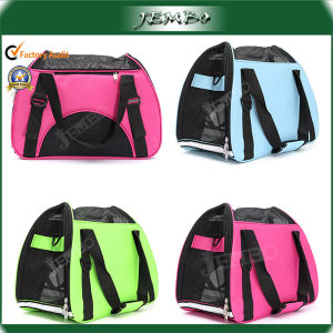 Outside Use Fashion Reusable Zipper Cat Carrier Bag pictures & photos